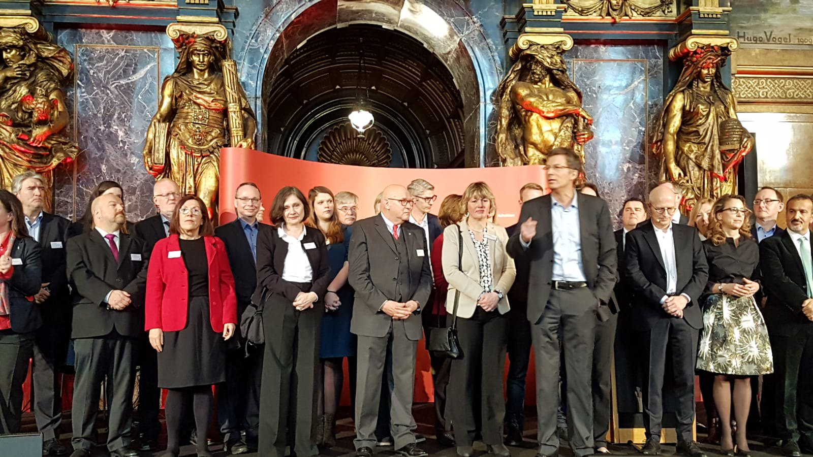 Neujahrsempfang der SPD Bürgerschaftsfraktion 2019