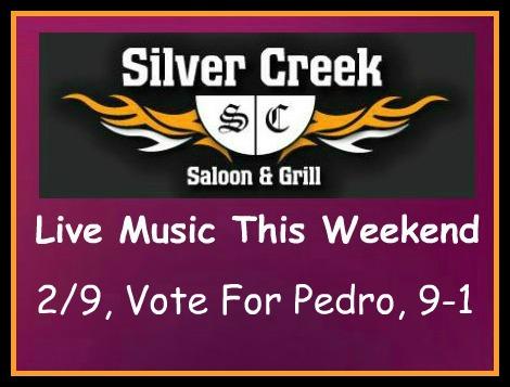 Silver Creek Poster 2-9-19