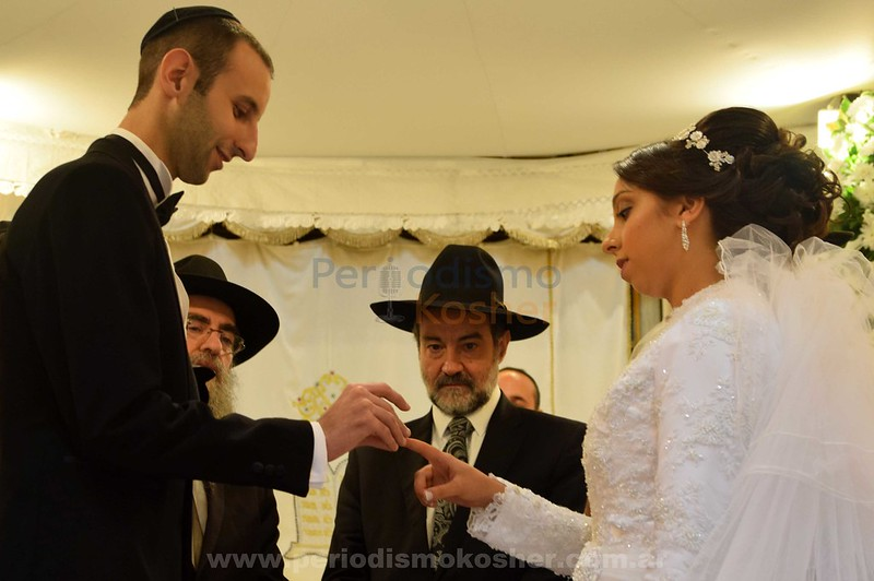 Enlace de Rajel y Joni Tarrab