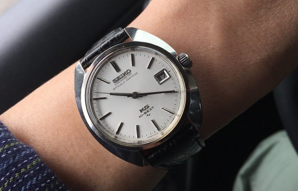 Seiko KS Chronometer 2019-03