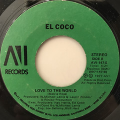 EL COCO:COCOMOTION(LABEL SIDE-B)
