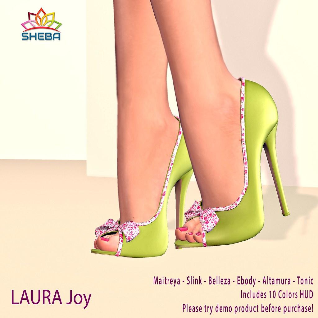 [Sheba] Laura Joy
