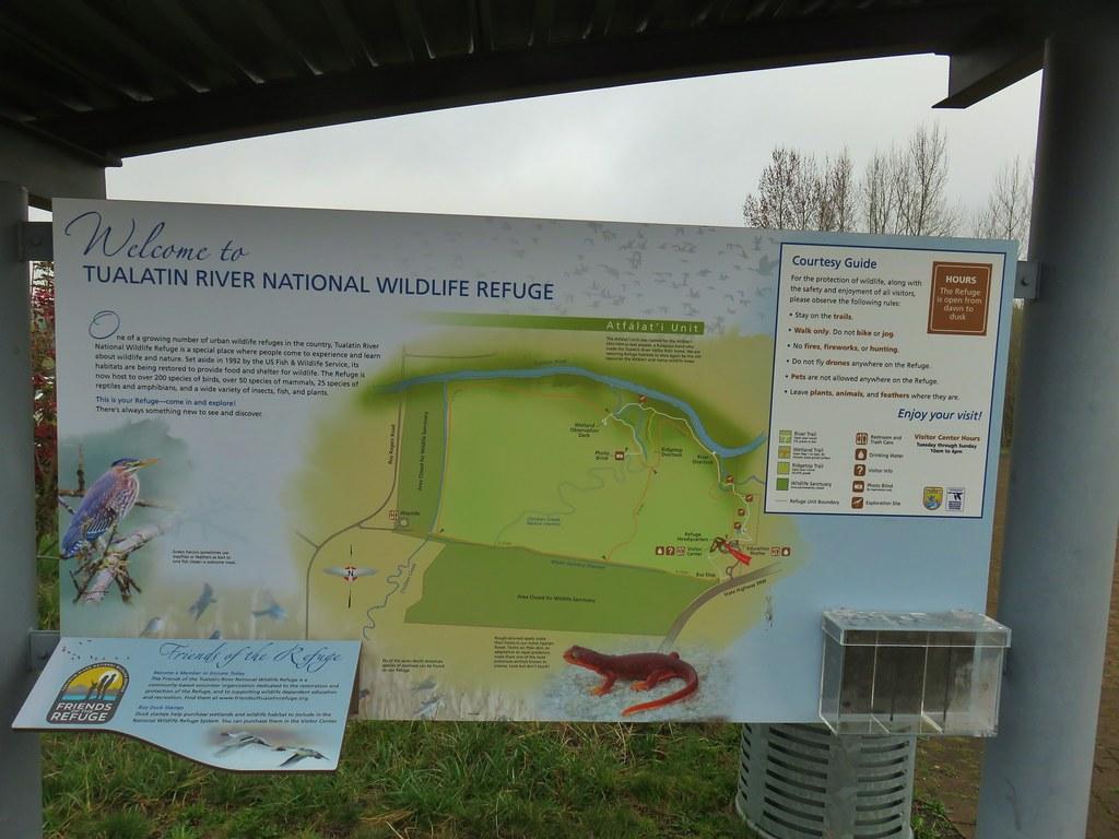 Tualatin River National Wildlife Refuge Trailhead