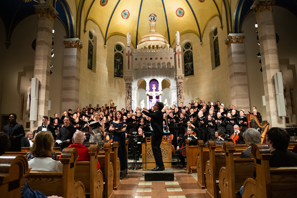 Bach Magnificat at 2019 Grand Rapids Bach Festival
