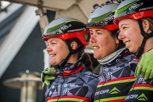 Merida-Adelaar Ladies team