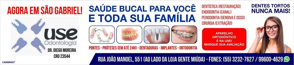 Conheça a Use Odontologia, agora em São Gabriel