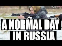 A Normal Day In Russia compilation | VIDEO
