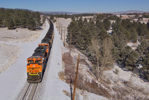 bnsf bnsf9148 emd sd70ace usafa airforceacademy colorado jointline train railroad