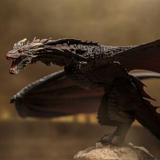 """Dracarys!"" McFarlane Toys《冰與火之歌:權力遊戲》卓耿 Drogon 情報公開!!"