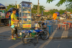Popular Street Food Snacks offered at Binh Thanh District in Ho Chi Minh City