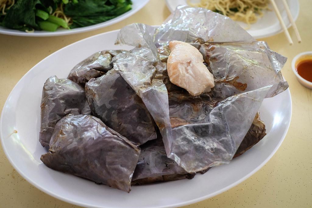 Chee Pow Kai unwrapped