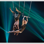 Trapèze fixe - Christopher & Milena
