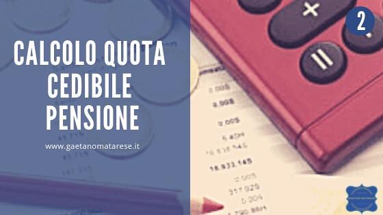 46083083645_6fd511324c_z Calcolo quota cedibile pensione