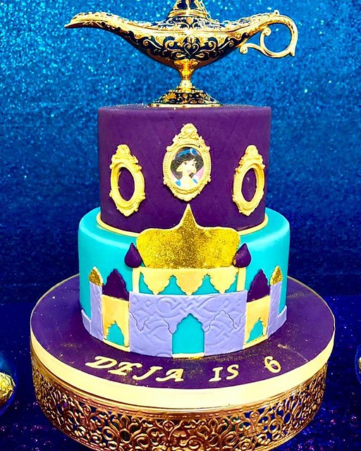 Aladin Theme Cake from Twisted Cakes by Tia
