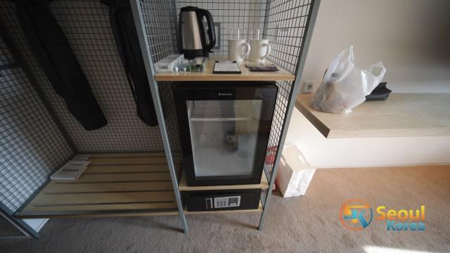 Мини-холодильник Сеул Таймс-сквер