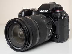 Lumix S1 Camera Comparison Shots