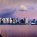 San Diego Twilight by Motownrick