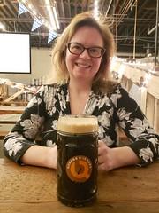Sue At Queens Brewery