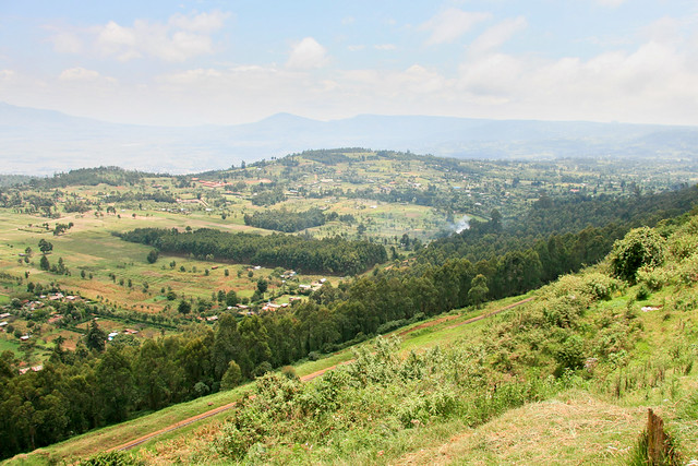 The Great Rift Valley View Point