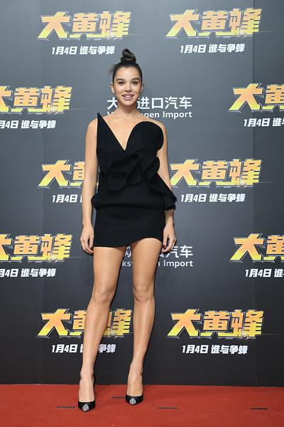 hailee 2 Yanshan Zhang Getty