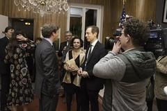 Mark Rothko Exhibit Reception