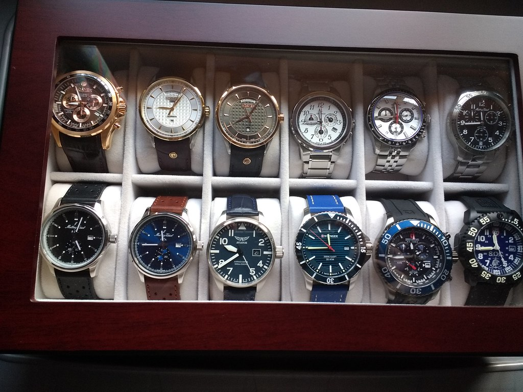 Box 2 - Swiss Quartz Collection (1)