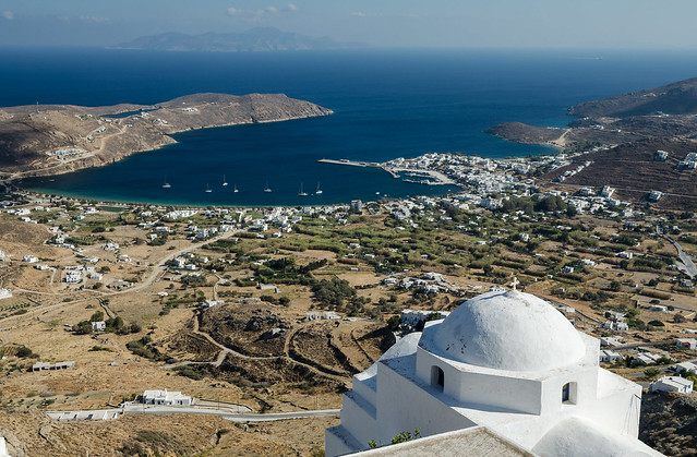 beautiful view, Serifos, Greece