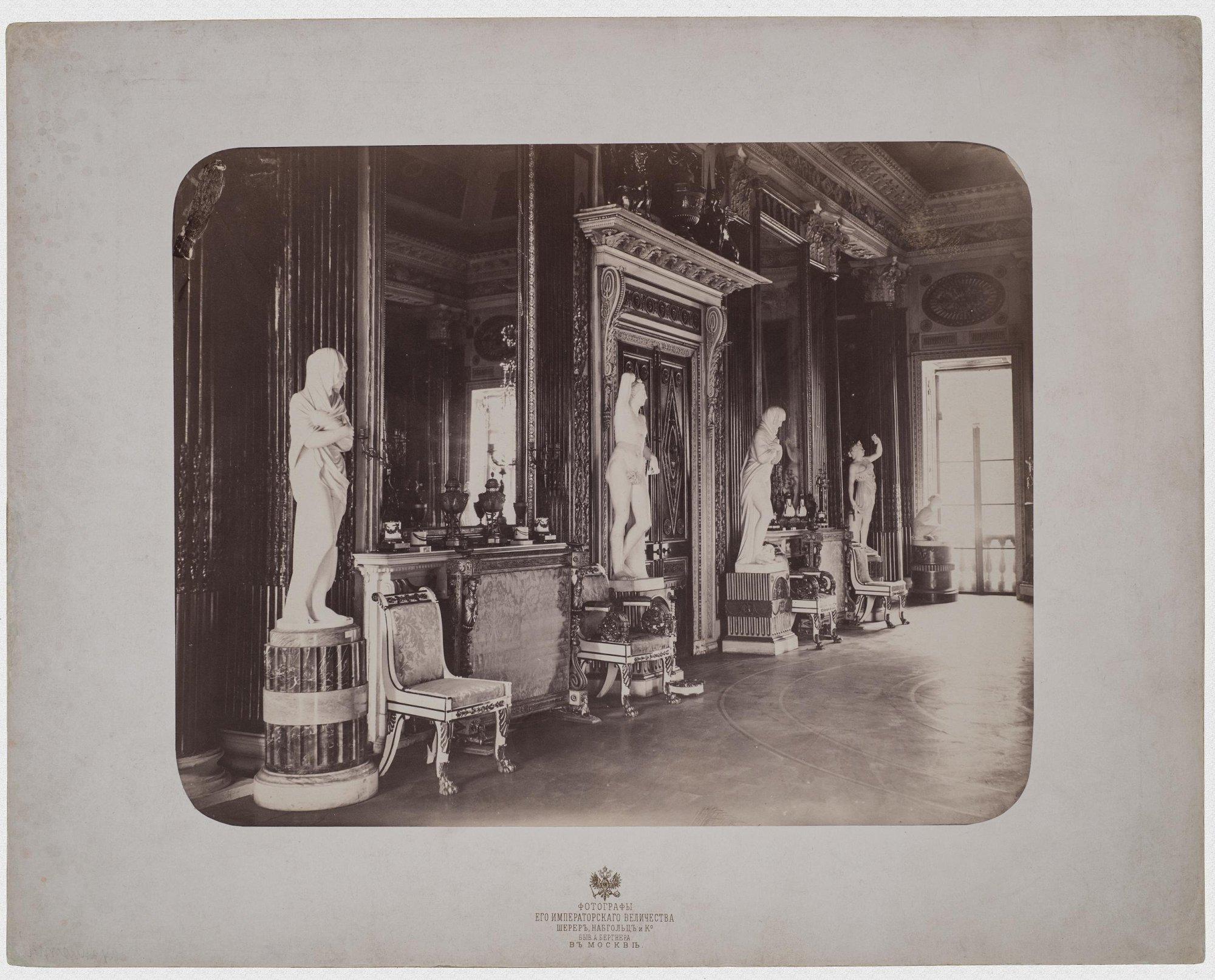 1870-е. Архангельское. Итальянский павильон