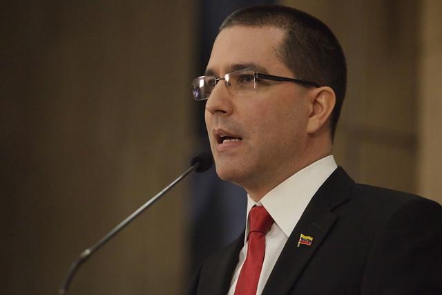Venezuela acusa Grupo de Lima de incentivar golpe de Estado com apoio dos EUA