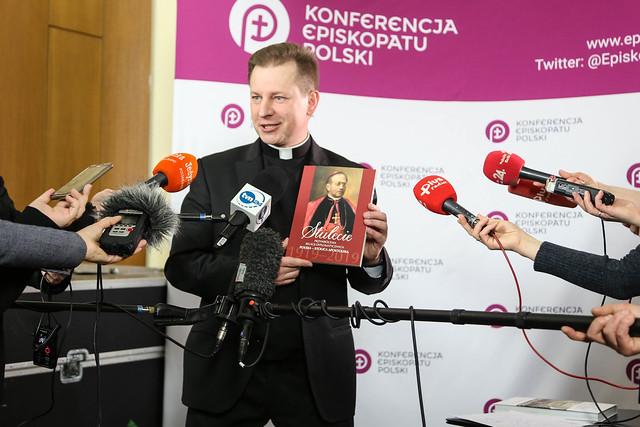 Briefing - 382. Zebranie Plenarne KEP - Warszawa, 12 III 2019