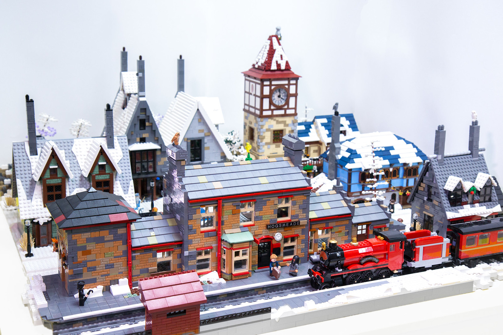 lego moc harry potter