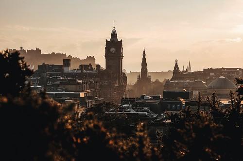 Эдинбург Гарри Поттера