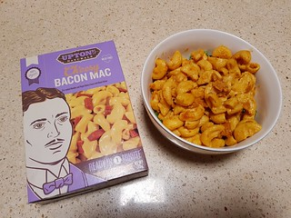 Upton's Bacon Mac and Cheese