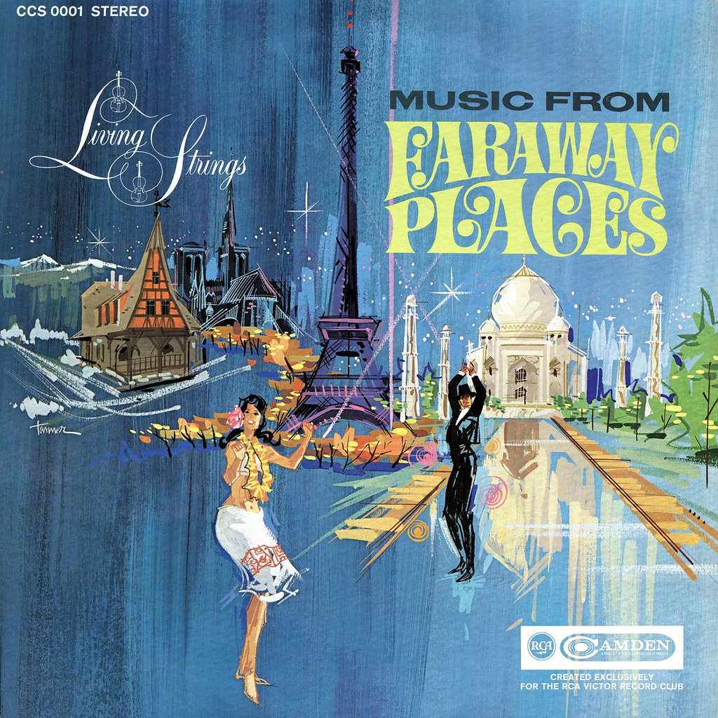 Living Strings - Music From Faraway Places