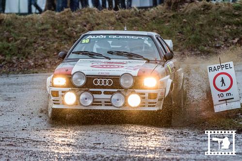 Spa Rally 2017