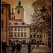 Praha - Prague_Týn Yard (Týnský dvůr) – Ungelt_Praha 1 - Staré město_Czechia by ferdahejl