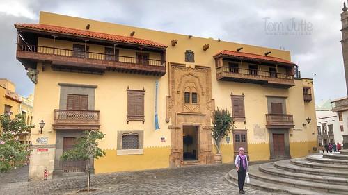 Casa de Colón, Columbus House, Las Palmas, Gran Canaria, Spain - 2236
