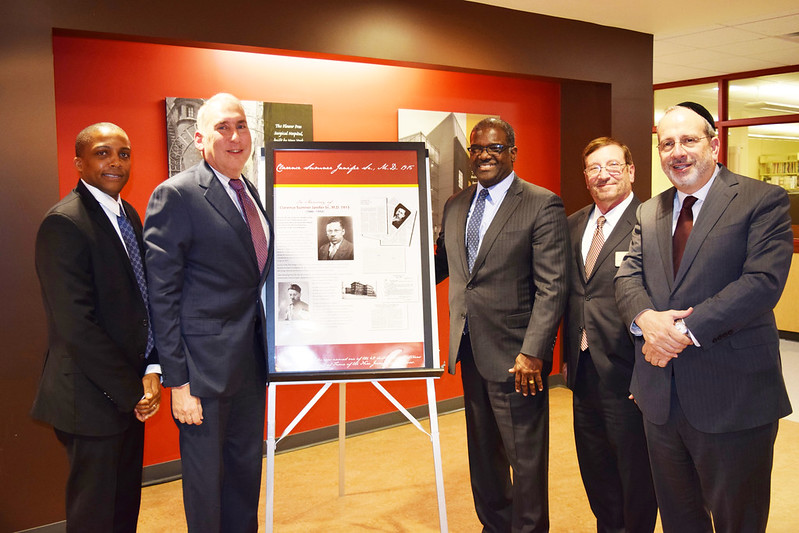 NYMC Honors the Legacy of Clarence Sumner Janifer Sr., M.D., Class of 1915