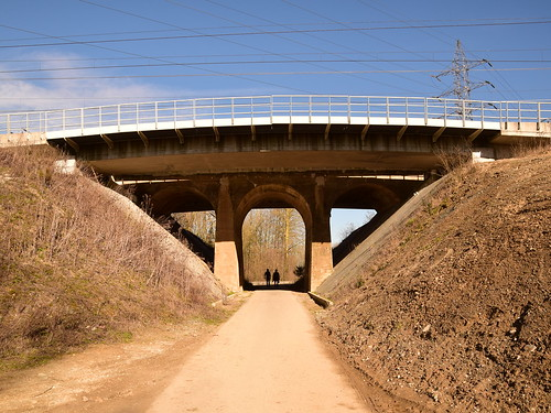 Railway bridge - Kruisstraat, Ternat