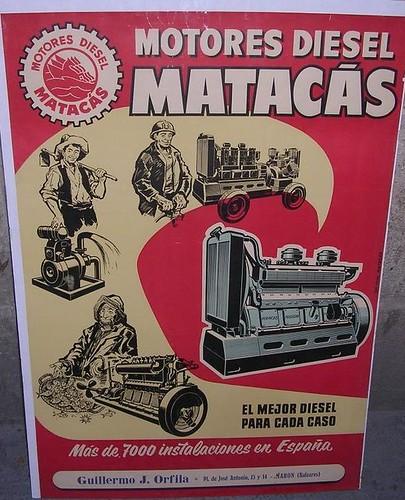 publicitat Motor Matacàs Maó Menorca