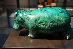 Hippopotamus from Thebes, Middle Kingdom; 1929-1760 BCE; Rijksmuseum van Ouheden, Leiden