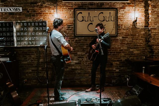 Gulu Gulu Cafe (3/2/19)