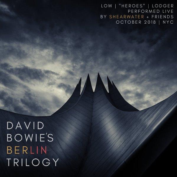 Shearwater - Shearwater Plays Bowie's Berlin Trilogy