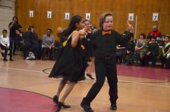 Isabella And Michael Swing Dancing