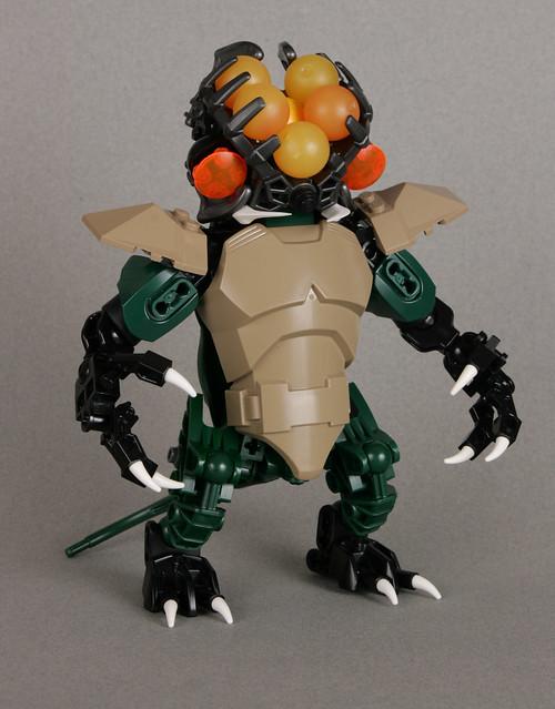 Space Beast Gaburo
