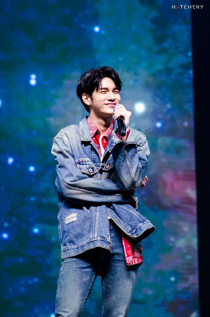 Eternity Love From Ong Seong Wu Fan Meeting In Malaysia