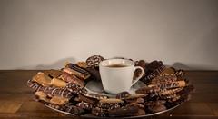 Kaffeeklatsch, oder zu viel des Guten!!