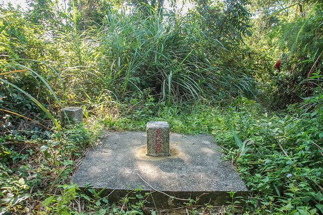 三見山三等三角點(# 586 Elev. 165 m)