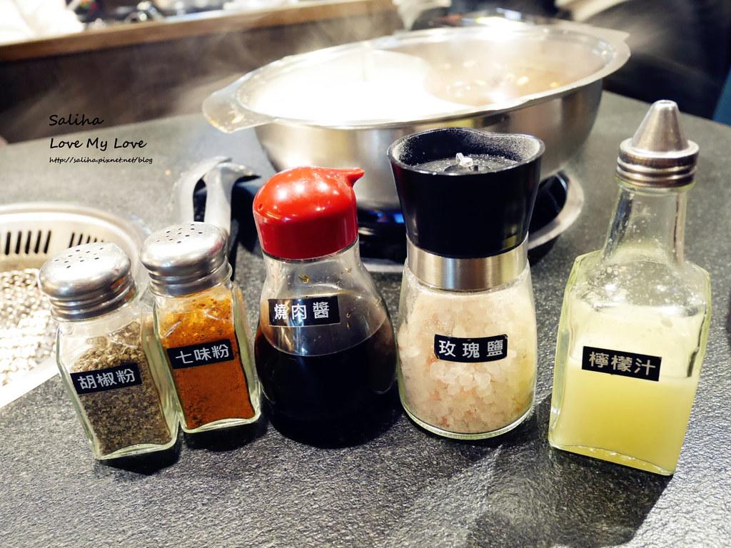 台北東區忠孝復興站附近餐廳瓦崎敦南店燒烤火鍋吃到飽 (2)