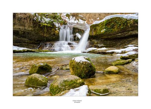 Chämptnerbach Wasserfall